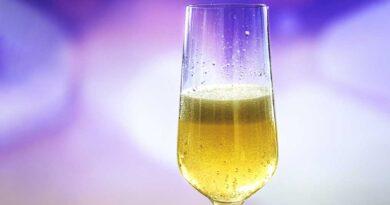 Recette cocktail : marquise de bourgogne