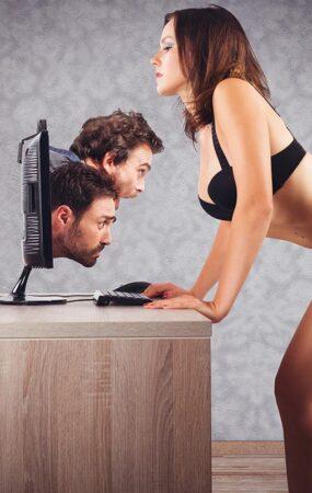 Chantage à la webcam sexe