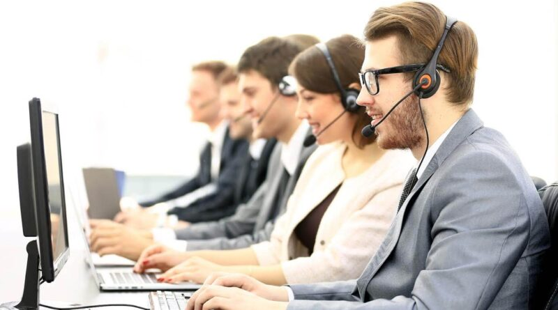 centres d'appels offshores